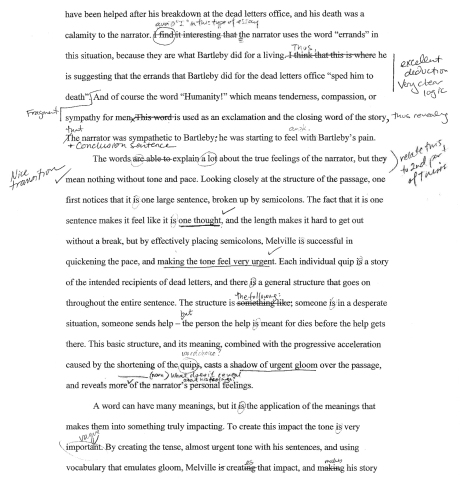 close reading essay ms garvoille s english i close reading 2